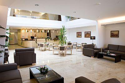 Zenit Hotel**** Balaton Vonyarcvashegy - wellness hotel a Balatonnál