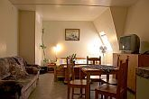 Apartment Hotel Sarvar - close to the Spa and Wellness Centre Sarvar on affordable prices