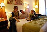 Family vacation in the child friendly Family Wellness Hotel in Gyula