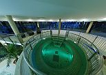 Wellness Hotel Gyula - jacuzzi in the spa section of the superior hotel
