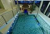 Wellness Oasis with panoramic view to the park of Gyula