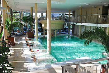 4* superior wellness szálloda Gyulán a Várfürdő közelében