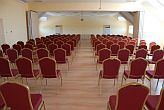 Conference hall in Aqua-Spa Wellness Hotel Cserkeszolo with capacity of 220 guests