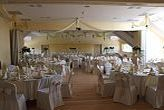Event hall for wedding in Aqua-Spa Wellness Hotel**** Cserkeszolo