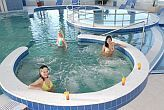 Aqua-Spa Wellness Hotel à Cserkeszolo 4* bain thermal hongrois