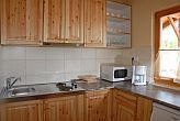 Aqua Bungalow Cserkeszolo - Well-equipped kitchen for 6 guests in the bungalows of Cserkeszolo
