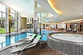 5* luxury wellness hotel in Siofok with excellent wellness service