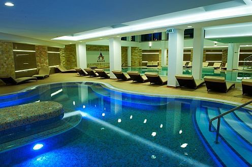 Exclusive spa and wellness services in Hajduszoboszlo