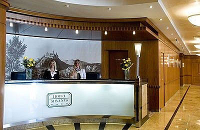 Hotel Silvanus Visegrad 4* - Wellnesshotel mit Halbpension