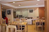 Breakfast room of Hotel Pest Inn in Kobanya in the near of Hungexpo and airport