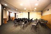 Conference room at Lake Balaton up to 50 people - Kristaly Hotel Keszthely