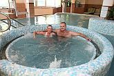 Hotel Spa Heviz - package offers at discount price for a wellness weekend in Heviz
