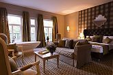 Hotel room in Noszvaj with discount prices and packages with half board