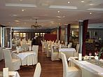 Romantic and elegant restaurant in Rackeve, Kek Duna Wellness Hotel