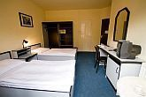 Elegant hotelroom at low prices of Hotel Thomas in the IX. district of Budapest