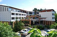 Hotel Residence Siofok - renovated wellness hotel at discount prices in Siofok