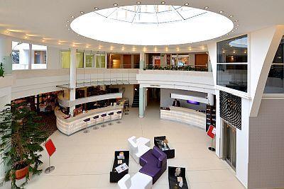 Hotel Residence Siófok 4*, akciós wellness szálloda a Balatonnál