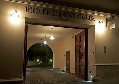 Hotel Historia Veszprem, Historante Restaurant and Hotel in the downtown of Veszprem