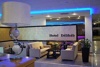 Hotel Delibab Hajduszoboszlo - wellness packages at discount prices with online reservation