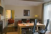 Hotel Andrassy Budapest - suite with meeting room close to Heroes' Square