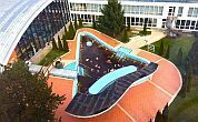 Hunguest Hotel Beke - thermal water pool in Hajduszoboszlo