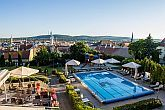 Hotel Sopron for a discount weekend with half board, outdoor swimming pool