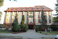 Park Hotel Gyula - Renovated, nice 3-star hotel with discount half-board packages in Gyula