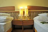 Park Hotel family room for 4 people in Gyula at discount price
