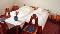 Accommodatie van halfpension pakketkorting in Gyula -  Hotel Fodor tweepersoonskamer
