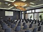 Conference room in Barack Thermal Hotel in Tiszakecske