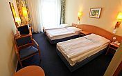 Triple room in Hotel Sissi - 3-star hotel in the center of Budapest