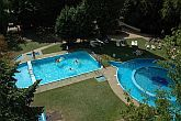 Outdoor pools in Hotel Szindbad in Balatonszemes