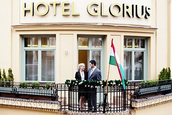 4* Grand Hotel Glorius Makó, with free ticket to the Hagymatikum Bath