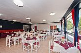 Buffet breakfast and dinner in Hotel Napfeny in Balatonlelle