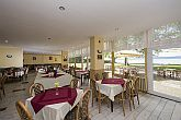 Restaurant of Hotel Familia in Balatonboglar - package offers with half board included