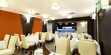 Restaurant in Hotel Auris in Szeged - Hungarian and international specialities
