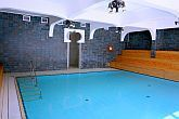 Hotel Tündérkert Noszvaj - indoor pool in the wellness area