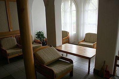 Rózsa Porta Üdülőház Balatonlelle - Olcsó szállás a Balaton Déli oldalán