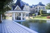 Borostyan Spa and Wellness Hotel's thermal pool