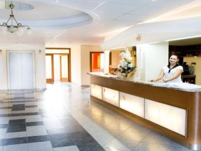 Aphrodite Wellness Hotel Zalakaros - Discount wellness hotel in Zalakaros with half-board packages