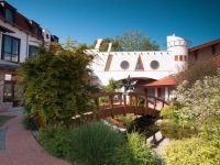 Aqua Hotel Kistelek - accommodation in Kistelek with entrance ticket to the thermal bath