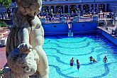 Hotel Gellert - Gellert Bath in Budapest with gratis bath tickets for hotel guests