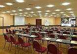 Danubius Hotel Budapest near to city centre - 4 star conferenc hotel provides meeting room in Budapest - Cylindrical hotel in Budapest conference hotel Hotel Budapest City Hotel