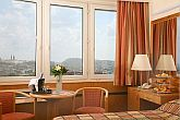 Danubius hotel in Budapest - Sonniges double room with panorama view to Castle Hill - Hotel Budapest City Hotel provides room with scenic view
