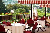 Panoramic view of Budapest Hotel - Terrace Café Restaurant of Hotel Budapest City Hotel  - 4-star hotel in Budapest - 4 star Hotels in Budapest, Danubius hotels Hungary