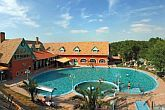 Termal Hotel Liget Erd - Outdoor swimming pool - 3-star thermal hotel in Erd - 15kms from Budapest