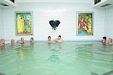 Wellness weekend in Erd, Hungary - indoor thermal pool of Termal Hotel Liget