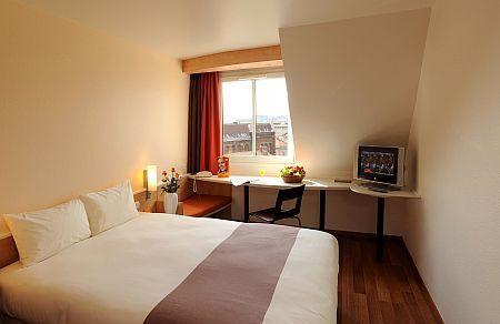 Hotel ibis centrum budapest szabad k t gyas hotelszoba for Prix chambre hotel ibis