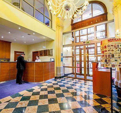 Hotel Museum Budapest**** disvounted Budapest accommodation