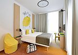 Ibis Hotel in Budapest - double room - Ibis Styles Budapest  - Ibis Styles Budapest City Budapest
